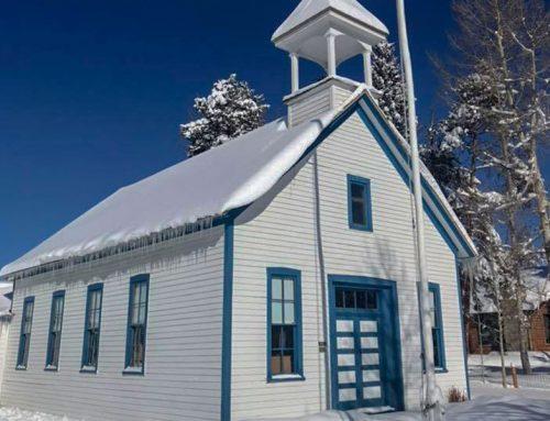 1883 Dillon School House