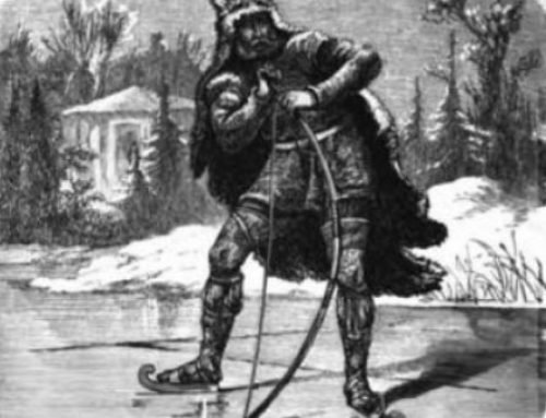 Let it Snow! ULLR History