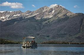 dillon boat tours