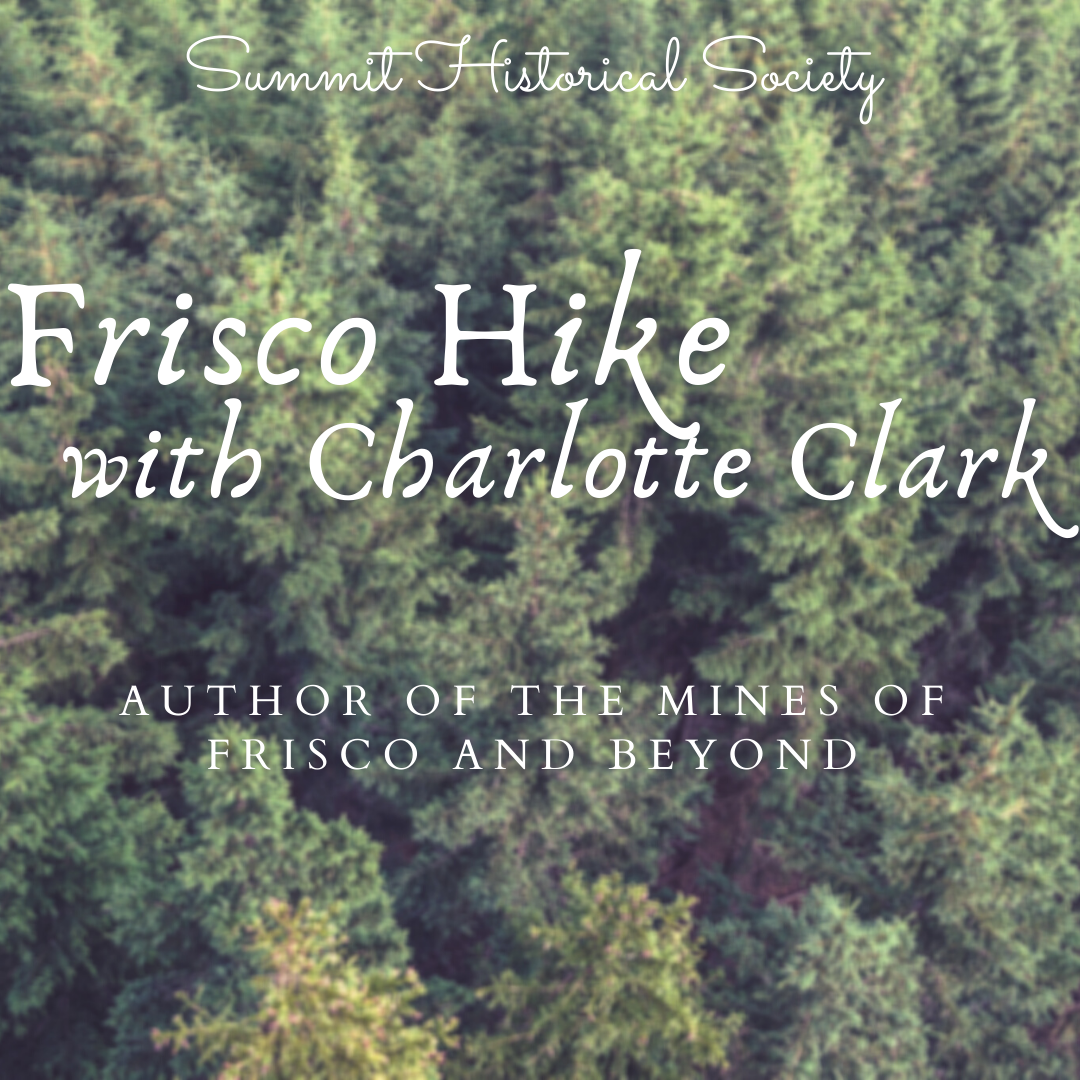 Frisco Hike with Charlotte Clark