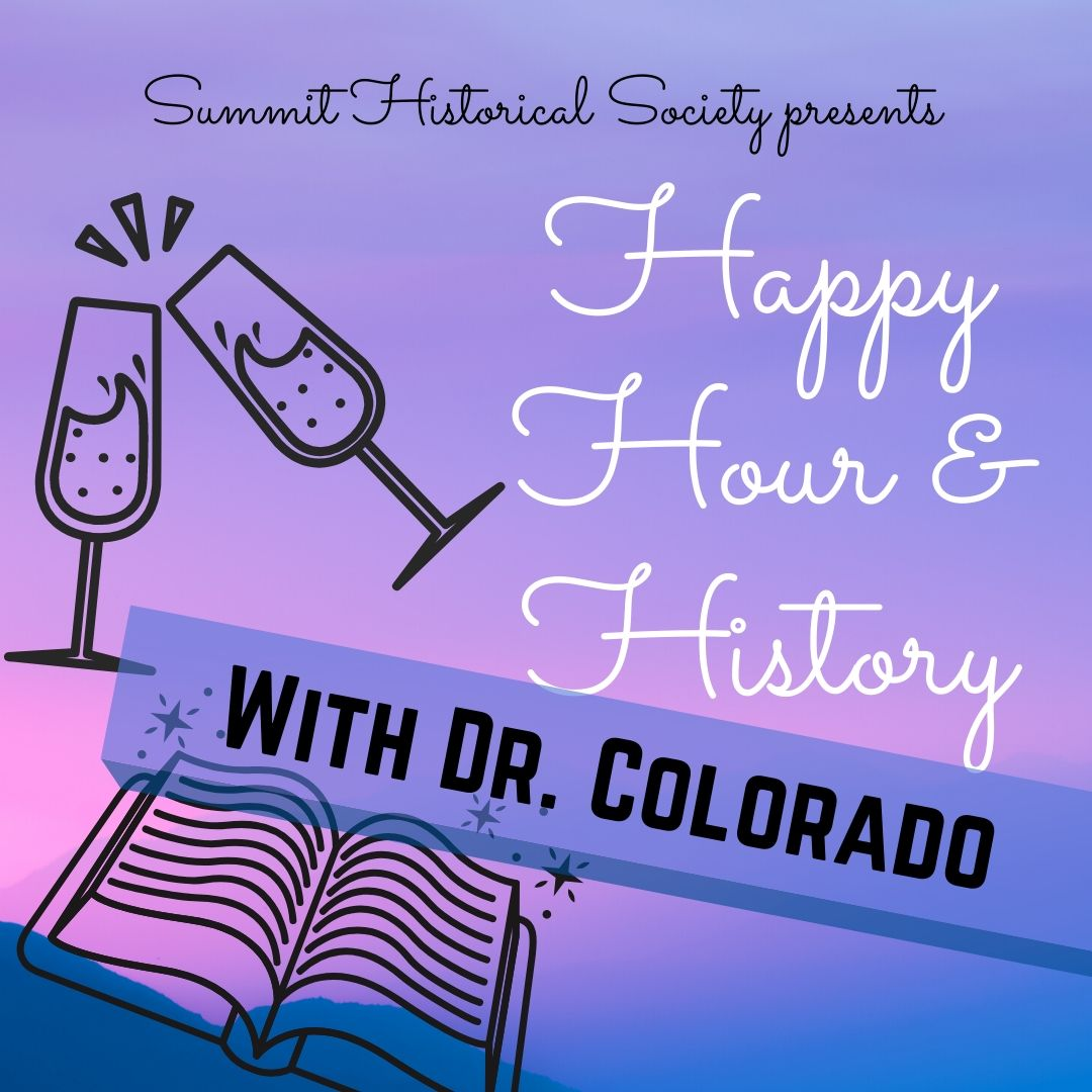 Happy Hour History w Dr.